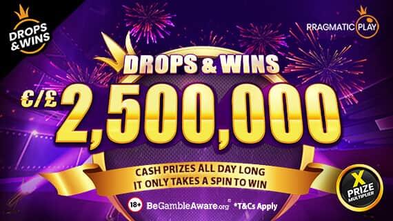 Drops and Wins Bonus