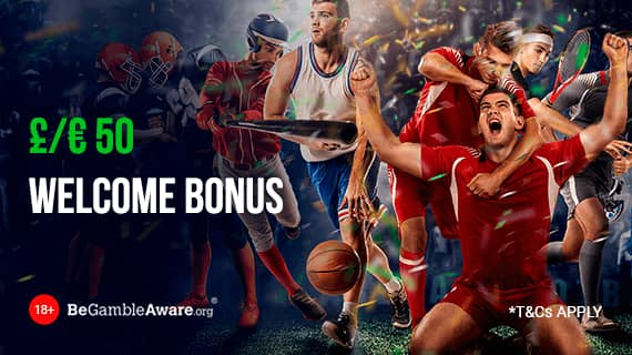 Betting Welcome Bonus Offer